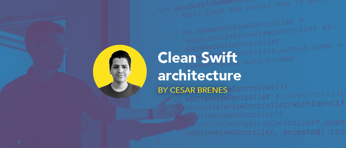 clean-swift-architecture